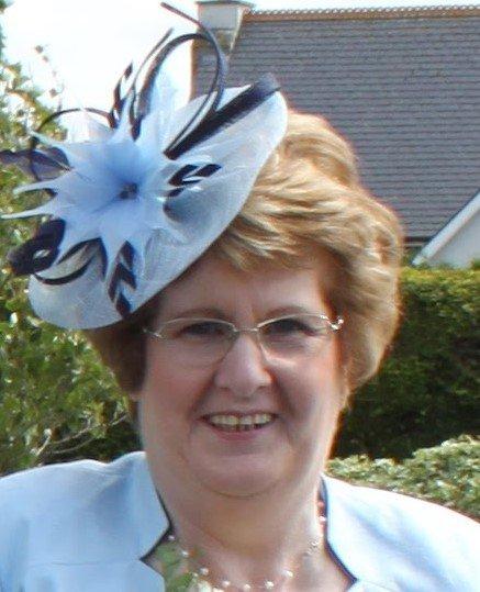 Mary Cunningham (née Keegan)