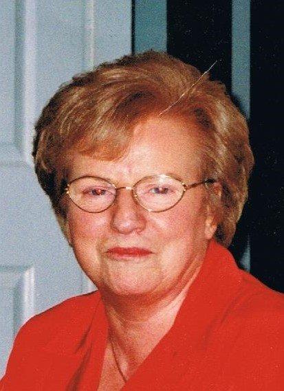 Mary Patricia (Patsy) O`Hara